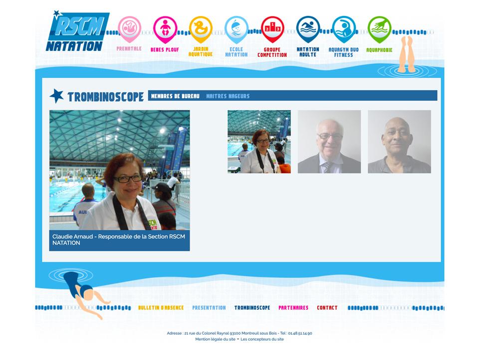 Caroline Laurent- Web - RSCM Natation