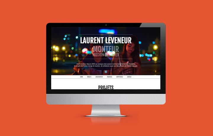 Laurent Leveneur Monteur